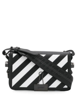 Diag Binder Clip Cross Body Bag by Off White
