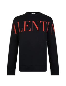 Logo Sweatshirt by Valentino