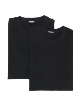 Two Pack Crewneck T Shirts by Dsquared2