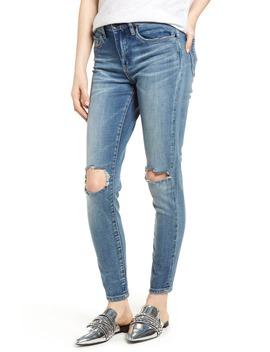 Ripped Skinny Jeans by Blanknyc