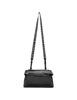 Black Mini 4 G Strap Pandora Bag by Givenchy