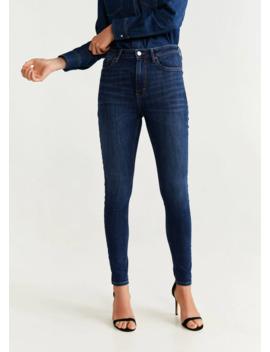 High Waist Jeans Soho by Mango
