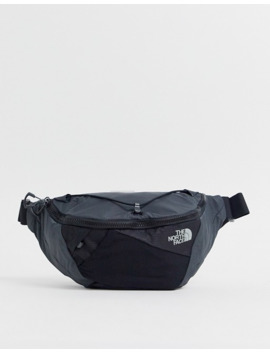 The North Face – Lumbnical – Gürteltasche – S In Grau/Schwarz by Asos