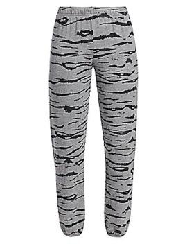 Tiger Sweatpants by Monrow