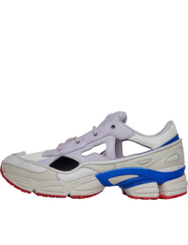 Adidas Originals X Raf Simons Mens Replicant Ozweego Trainers Clear Brown/Clear Brown/Cream White by Adidas Originals