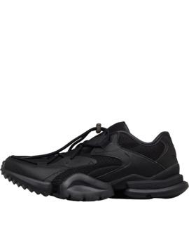 Reebok Run R 96 Neutral Running Shoes Black/Fierce Gold by Reebok
