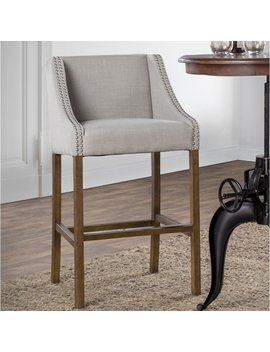 "Fabrizio 30"" Bar Stool by Birch Lane™ Heritage"