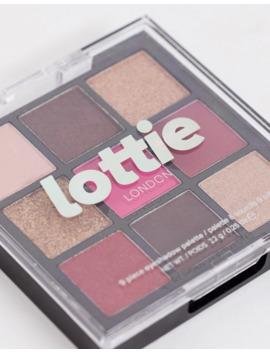 Lottie London Eyeshadow Palette   Jewelled by Lottie London