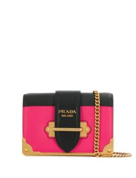 Cahier Crossbody Bag by Prada