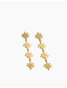 Starshine Drop Earrings by Madewell
