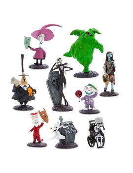 Tim Burton's The Nightmare Before Christmas Deluxe Figure Play Set | Shop Disney by Disney