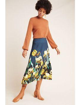 Corey Lynn Calter Linda Midi Skirt by Corey Lynn Calter