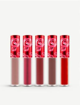 Jolly Holiday Mini Velvetines Lip Set by Lime Crime