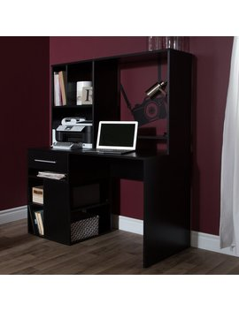 Annexe Desk With Hutch by South Shore
