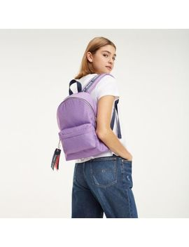 Laptop Rucksack Mit Logo Tape by Tommy Jeans
