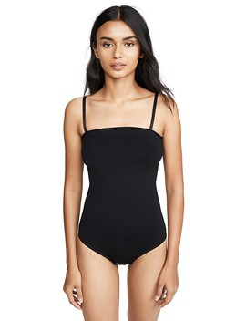 Geri Strapless Shaping Thong Bodysuit by Yummie