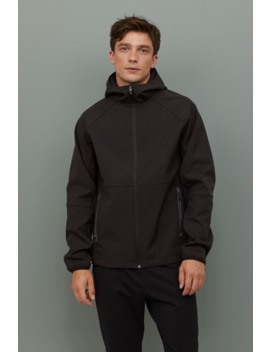 Waterproof Softshell Jacket by H&M