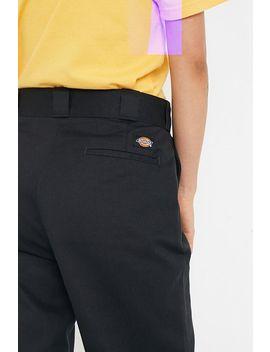 Dickies Elizaville Black Workwear Trousers by Dickies