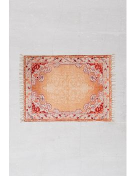 Milo Orange 2x3 Rug by Urban Outfitters