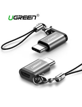 Ugreen Type C Adapter Usb C To Micro Usb Converter With Keychain For Samsung Htc by Ugreen