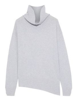 Donegal Cashmere Turtleneck Sweater by Duffy