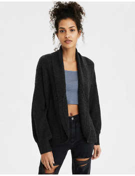 Ae Oversized Shawl Cardigan by American Eagle Outfitters