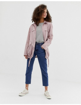 Asos Design   Imperméable   Rose by Asos Design