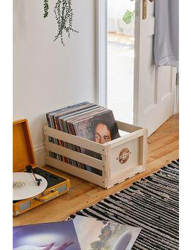 Crosley Record Crate by Crosley