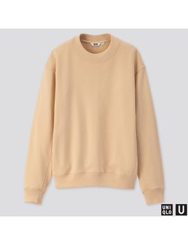 Women Uniqlo U Sweatshirt (8) by Uniqlo