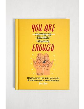 You Are Enough By Harri Rose by Urban Outfitters