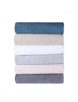 Brookstone® Super Stretch Bath Towel Collection by Bed Bath And Beyond