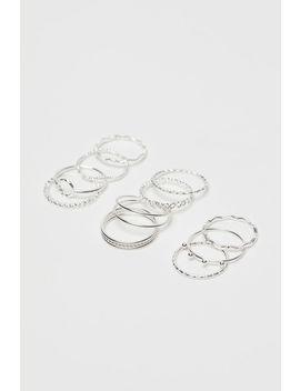 Set Van 11 Ringen by H&M