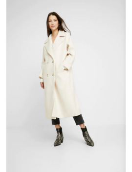 Yasmargit Long Coat   Classic Coat by Yas