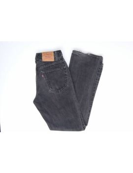 Levis Levi's 517 Jeans Hose W32 L32 Schwarz Stonewashed 32/32  Ja3452 by Ebay Seller