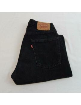 "Levi Strauss 517 Slim Fit Straight Leg Jeans Waist 31"" Leg 32"" Button Fly (M4853 by Levi Strauss & Co"