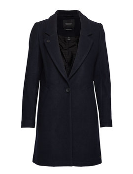 Classic Tailored Coat With Half Lining by Scotch & Soda