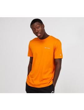 Logo T Shirt | Orange by Champion