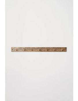 Hängare I Trä by H&M