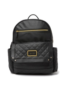 Miller Quilted Backpack Baby Bag by Nicole Miller