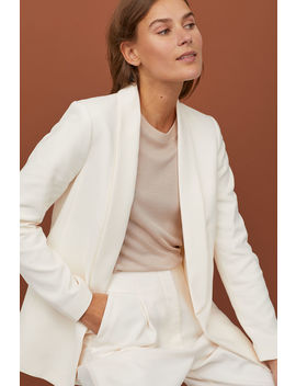 Shawl Collared Jacket by H&M
