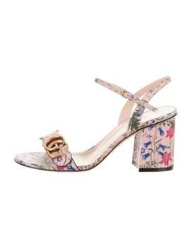 Apollo Flora Sandals W/ Tags by Gucci