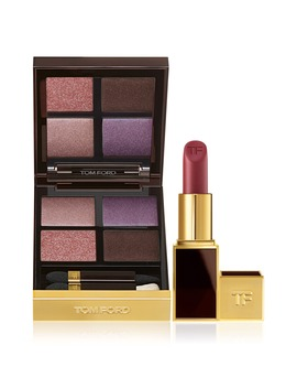 Eye Color Quad & Lip Color Set by Tom Ford