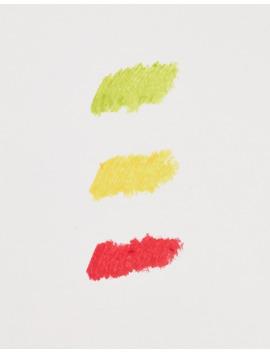 Crayola Colour Crayon Trio Fruit Cocktail by Crayola