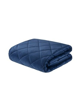 "60"" X 70"" 18lb Luxury Mink Weighted Blanket With Removable And Washable Cover   Beautyrest by Shop This Collection"