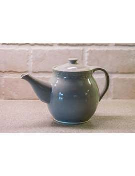 Teapot   Sage Gray by Etsy