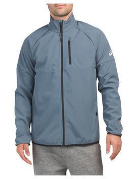 Soft Shell Bonded Jacket by Tj Maxx
