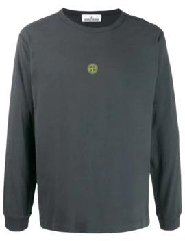 Small Logo Print T Shirt by Stone Island