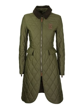 Burberry Ongar Long Green by Burberry