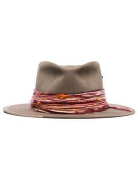 Banyan Fedora Hat by Nick Fouquet