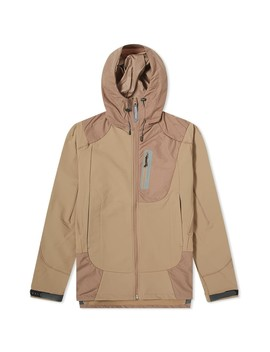 And Wander Stretch Shell Jacket by And Wander